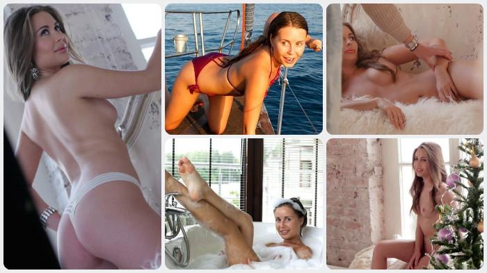 Обнаженные Фотографии Юлии Михалковой